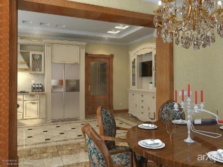 فروش  آپارتمان تهران سعادت آباد بالای میدان کاج 159 متر