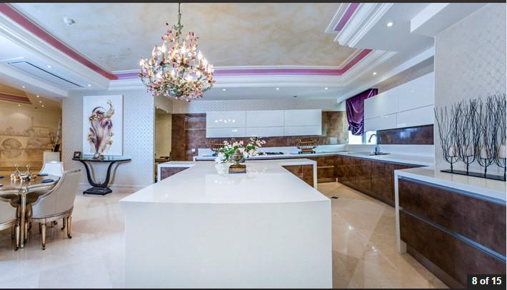 اجاره آپارتمان تهران دروس 207متر