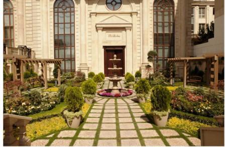 فروش آپارتمان برج فلورا فرمانیه تهران