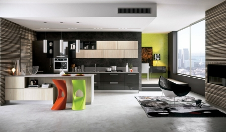 آپارتمان فروشی 83 متر مجتمع آتی ساز اوین تهران