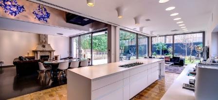 فروش آپارتمان لاکچری در الهیه فرشته 360 متر