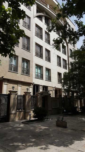 اجاره آپارتمان مبله در تهران نیاوران کوتاه مدت 98 متر