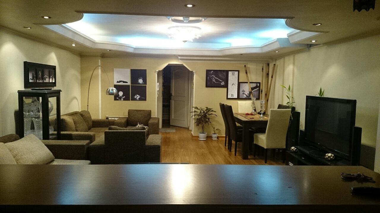 اجاره آپارتمان مبله به خارجی در تهران سعادت آباد