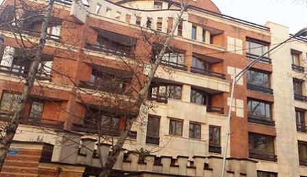 فروش آپارتمان 4 خوابه324متر در تهران تجریش دربند