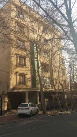 فروش آپارتمان در تهران فرمانیه 4 خوابه با سوئیت مستقل