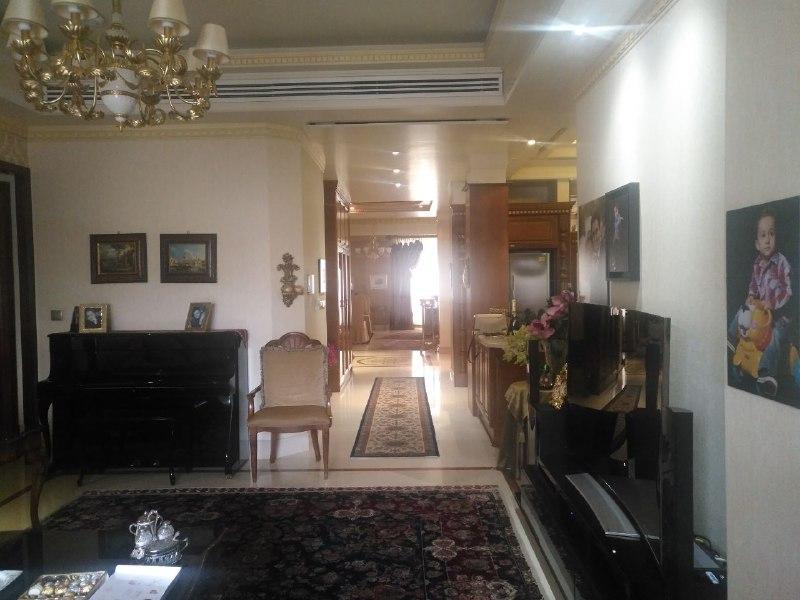 اجاره آپارتمان در الهییه تهران 4 خوابه فرشته