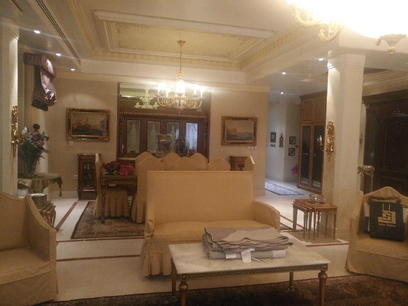 آپارتمان اجاره ای در تهران الهیه 290 متر 4 خوابه