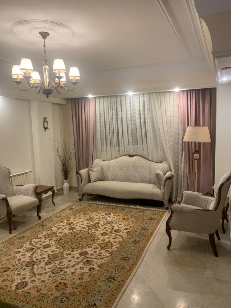 خرید آپارتمان در سعادت آباد یکم غربی 119 متر سه خوابه