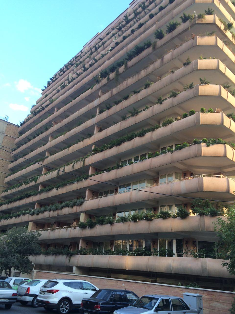 اجاره آپارتمان مبله در سپند اقدسیه تهران